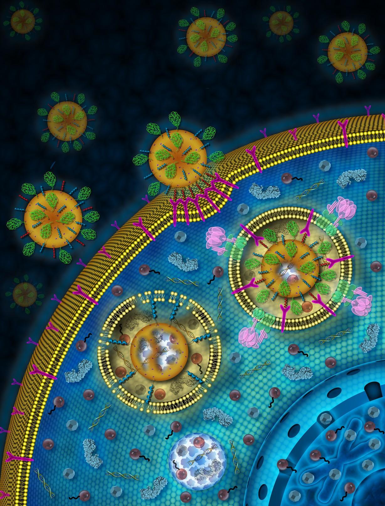 COVID Nanotechnology