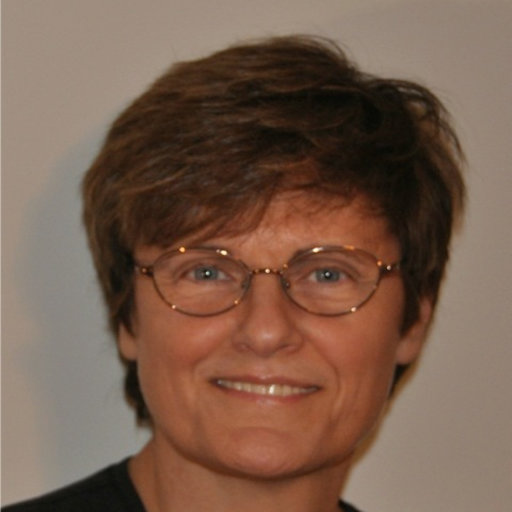 A photo of Katalin Karikó, an mRNA scientist.