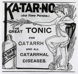 Patent Medicine Label