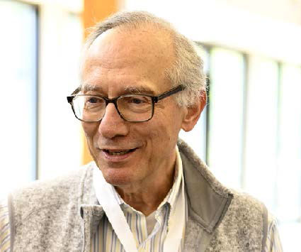Photo of Harvey V. Fineberg, M.D., Ph.D.
