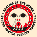 Healing of the Canoe Port Gamble S'Klallam Tribe Logo