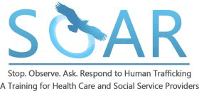 The SOAR Campaign provides training for healthcare professionals.