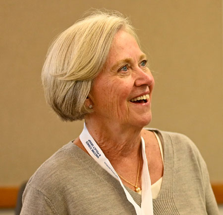Photo of  Shirley M. Tilghman, Ph.D.